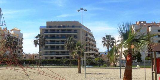Nieuwbouw appartementen op 1e strandlijn met zeezicht