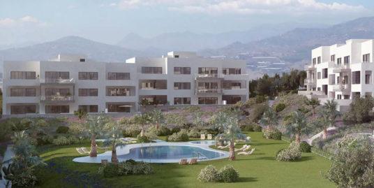 Promoción de pisos con terrazas soleadas en Torre del Mar