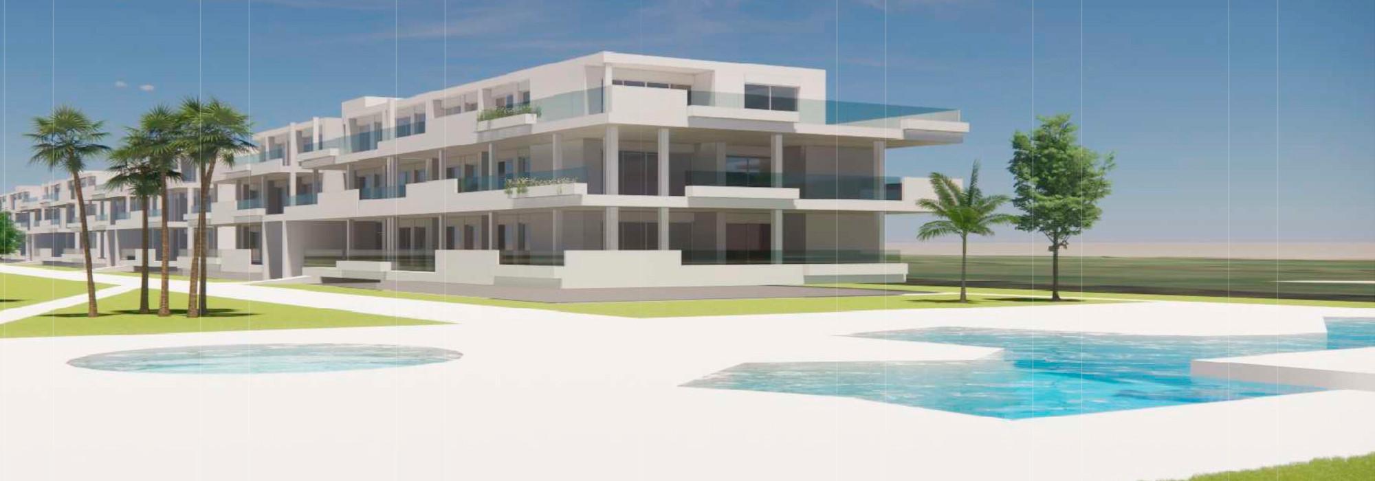 Promoción de obra nueva de alto standing situadas cerca del mar: ULTIMAS VIVIENDAS